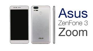 Asus ZenFone 3 Zoom: Metall-Phablet mit Dual-Kamera und 5.000-mAh-Akku soll zur CES 2017 kommen