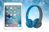 Cyberdeals:<b> Apple iPad mini 4 und Beats by Dr. Dre Solo2 Wireless Kopfhörer stark reduziert!</b></b>