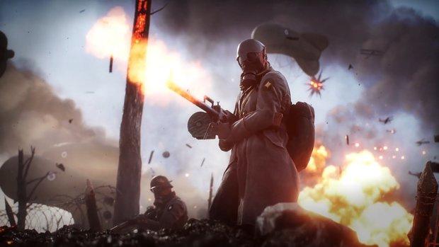 Battlefield 1 verkauft sich besser als Call of Duty Infinite Warfare in Deutschland