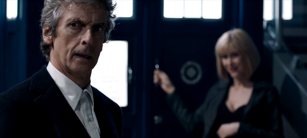 Class Doctor Who Spin-Off Peter Capaldi