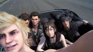 Von fliegenden Milchbubis und doppelköpfigen Bros: Die besten Glitches aus Final Fantasy 15