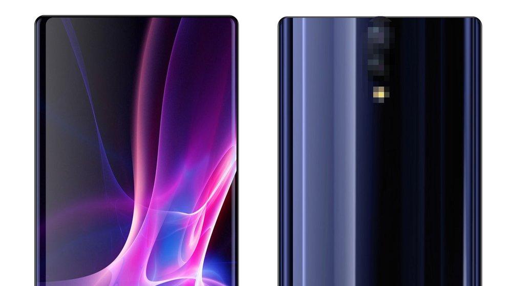 Elephone S8 mit randlosem Display soll Xiaomi Mi Mix Konkurrenz machen