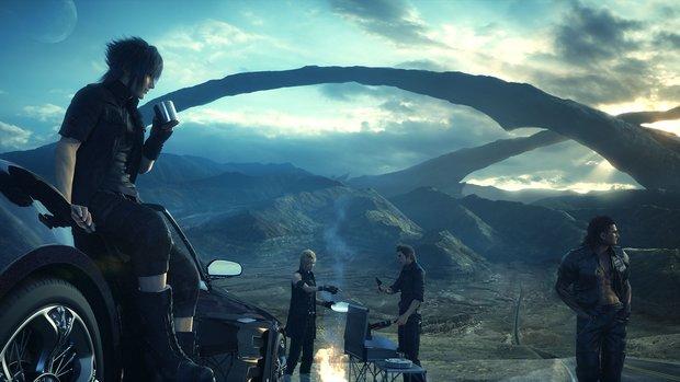 Final Fantasy XV: So erfolgreich ist das Rollenspiel gestartet