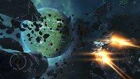 Galaxy on Fire 3 - Manticore: Dieser Weltraum-Shooter will auf iOS neue Maßstäbe setzen