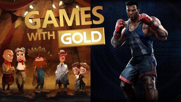 Xbox Live Games with Gold: Mit diesen Gratis-Spielen startet das neue Jahr