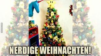 Wir haben Dich gefragt: Wie nerdig war Dein Weihnachten? Das hier sind die besten Bilder!