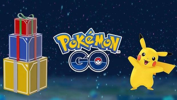 Pokémon GO: So feiert Niantic mit euch das Ende des Jahres