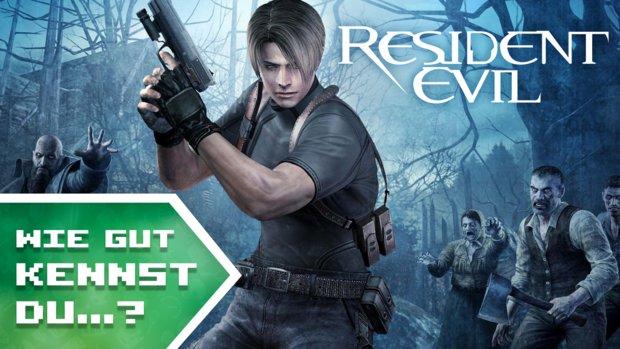 Wie gut kennst du Resident Evil?
