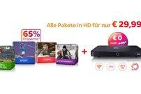 Knaller! Alle Sky-Pakete in HD inkl. gratis Sky Pro+ UHD-Receiver für 29,99 € pro Monat (statt 76,99 €)