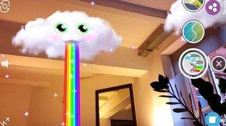 Snapchat: Weltlinsen hinzufügen und nutzen - so geht's