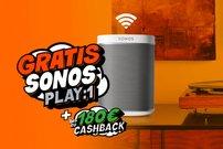 DSL-Tarif wechseln und Sonos PLAY:1 gratis dazu bekommen – nur heute!
