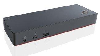 Interessant für MacBooks: Lenovo zeigt Thunderbolt-3- und USB-C-Docks mit vielen Anschlüssen