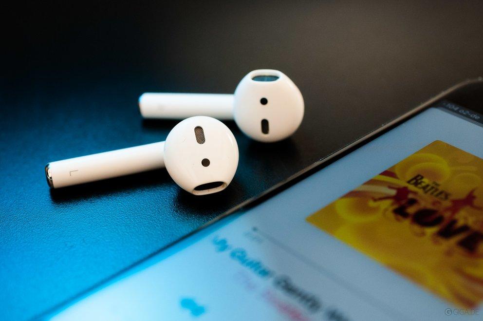 Apples AirPods dominieren den Markt für kabellose Kopfhörer