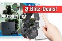 Blitzangebote: PS4- u.Xbox One S Bundles, Sony-Kopfhörer, Cubot S550pro und noch mehr + Playmobil vergünstigt