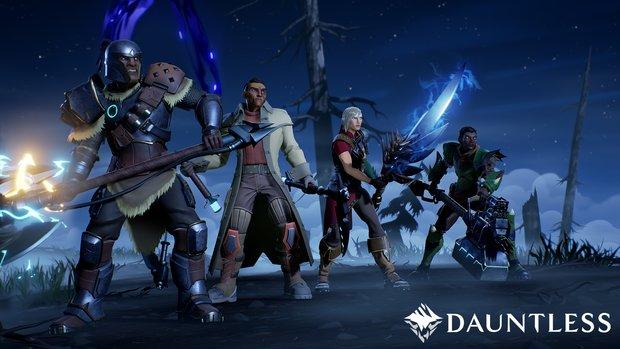 Dauntless: Neues Koop-RPG von ehemaligen League-of-Legends-Entwicklern