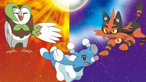 Pokemon Sonne und Mond: EV trainieren und SOS-Chaining