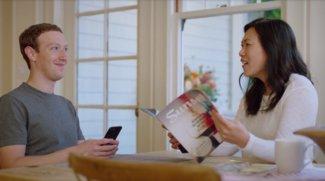 T-Shirt-Kanone und mehr: Zuckerberg zeigt künstliche Intelligenz fürs Haus