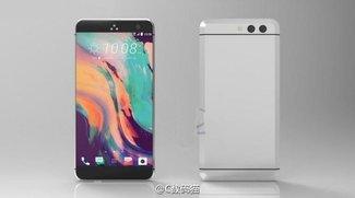 HTC 11 angbeblich mit Randlos-Display, Snapdragon 835 und 8 GB RAM