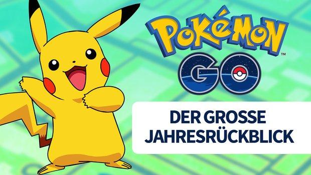Einmal Hype und zurück: Der große Pokémon-Go-Jahresrückblick 2016