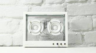 Kickstarter: Durchsichtiger Bluetooth-Lautsprecher – endlich bezahlbar