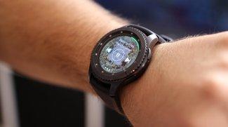 Samsung Gear S3 erhält dedizierte Spotify-App