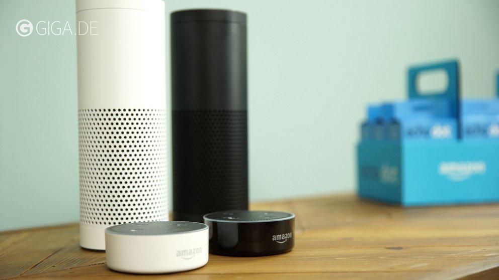 Video-Bild: Amazon Echo im Hands-On: So klingt die deutsche Stimme (2)