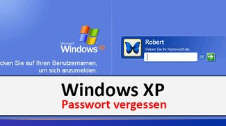 Windows XP: Passwort vergessen – so geht's wieder