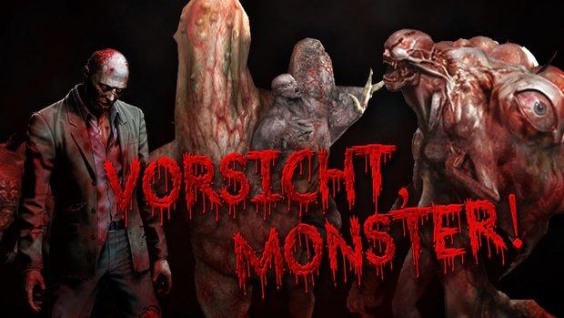 Die gruseligsten Monster in Videospielen