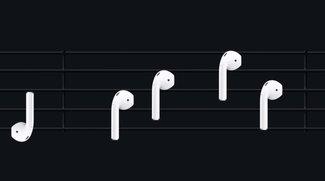 AirPods und Apple Watch: Fünf neue Werbespots veröffentlicht