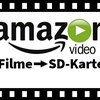 Amazon Prime Video: Filme & Serien auf SD-Karte speichern - so geht's