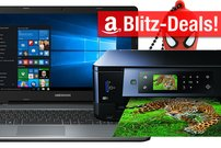 Blitzangebote: Smartphone-Zubehör, Medion Akoya Notebook mit Intel Core i7-6500U u.v.m. stark reduziert