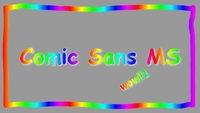 Comic Sans MS: Die wahrscheinlich meistgehasste Schriftart der Welt