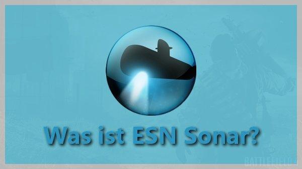 ESN Sonar - Was ist das & darf man das löschen?