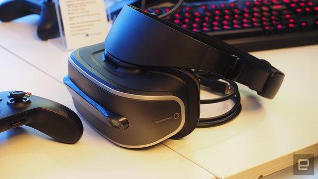Virtual Reality: Lenovos erstes Headset ist ein Preisbrecher