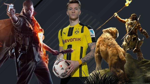 FIFA 17: Fußballsimulation war 2016 das meistverkaufte Spiel in Deutschland
