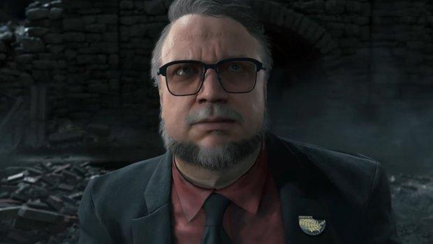 Death Stranding: Guillermo del Toro hat mit der Entwicklung nichts am Hut