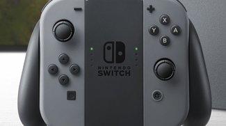 Nintendo Switch: Joy-Con Grip lädt nicht den Akku der Joy-Con Pads