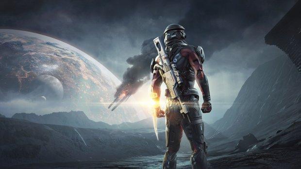 Mass Effect Andromeda: Screenshots zeigen neue Alienrasse