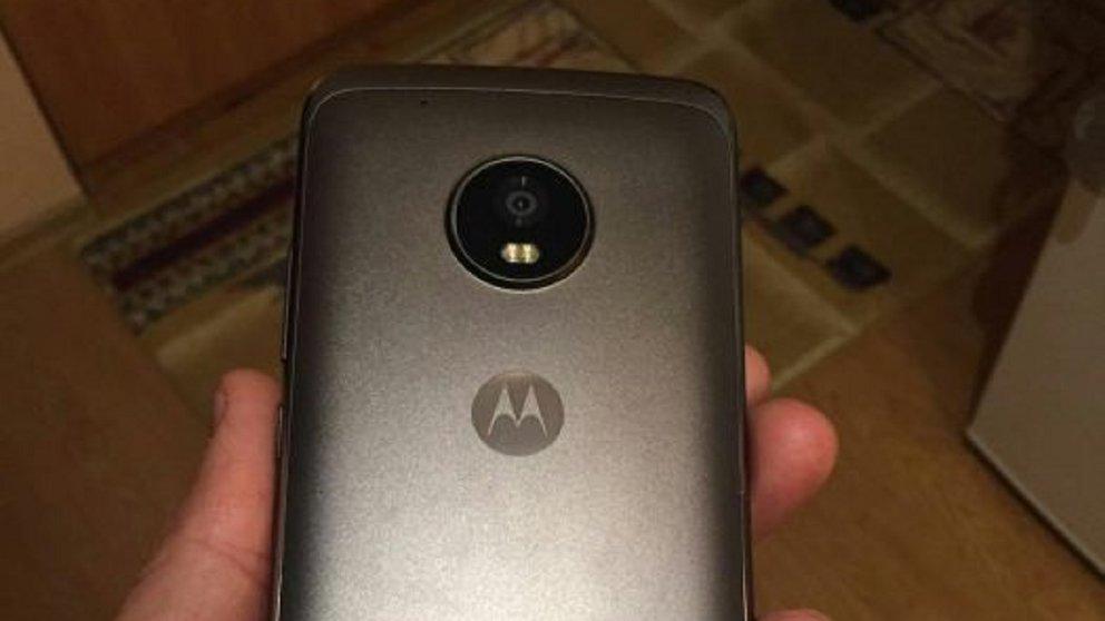Moto G5 Plus: Erste Fotos und technische Daten durchgesickert