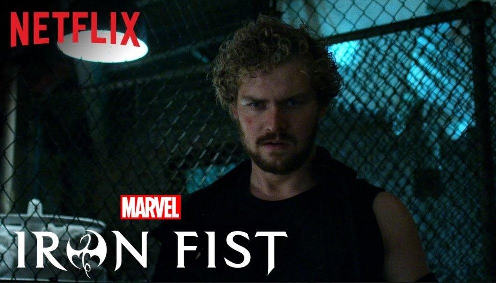 Netflix Neuerscheinungen März 2017 Iron Fist