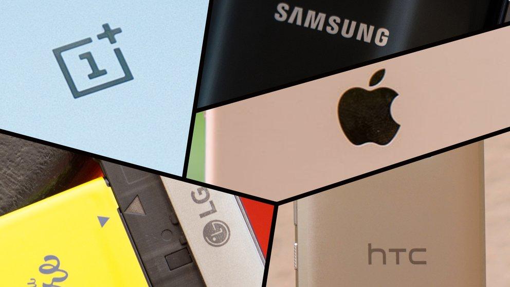 Neue Handys 2017: iPhone 8, Samsung Galaxy S8 und alle Smartphone-Highlights dieses Jahres