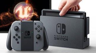 Nintendo Switch: Epic Games verspricht viele Unreal Engine-Projekte