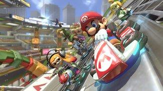 Mario Kart: Nintendo verklagt Kart-Verleih wegen verletzten Markenrechten
