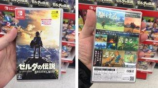 Nintendo Switch: So toll sehen die Spielecover wirklich aus