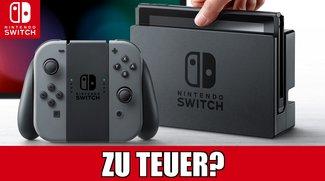 Wir haben nachgefragt: Darum kostet Nintendo Switch in Deutschland so viel