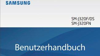 Samsung Galaxy J3 Bedienungsanleitung