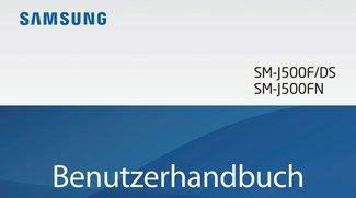Samsung Galaxy J5 Bedienungsanleitung