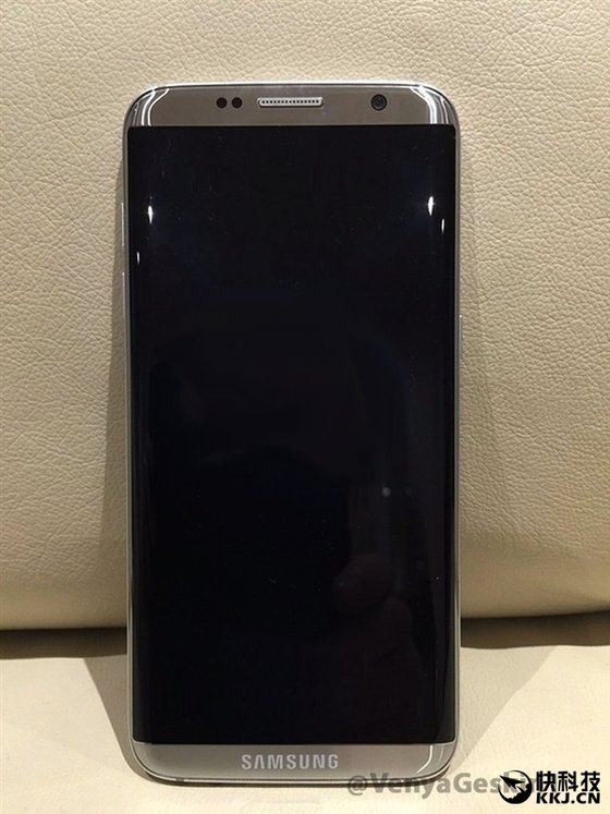 Samsung Galaxy S8 Leak Foto