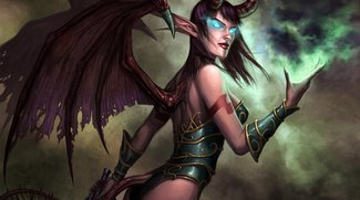 World of Warcraft: Neues Charaktermodell für Sukkubi