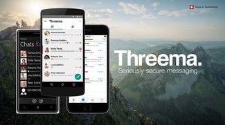 Vorratsdatenspeicherung in der Schweiz: Threema prüft Umzug ins Ausland
